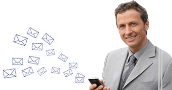 Bulk SMS USA Logo