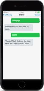Keyword Text Messaging