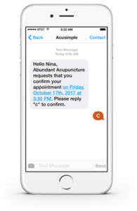 Text Message Features