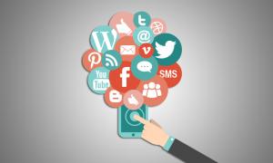 SMS_Social_Media