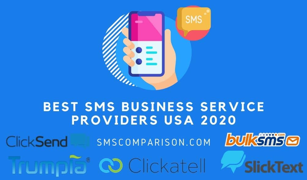 Best SMS Business Service Providers In USA 2020