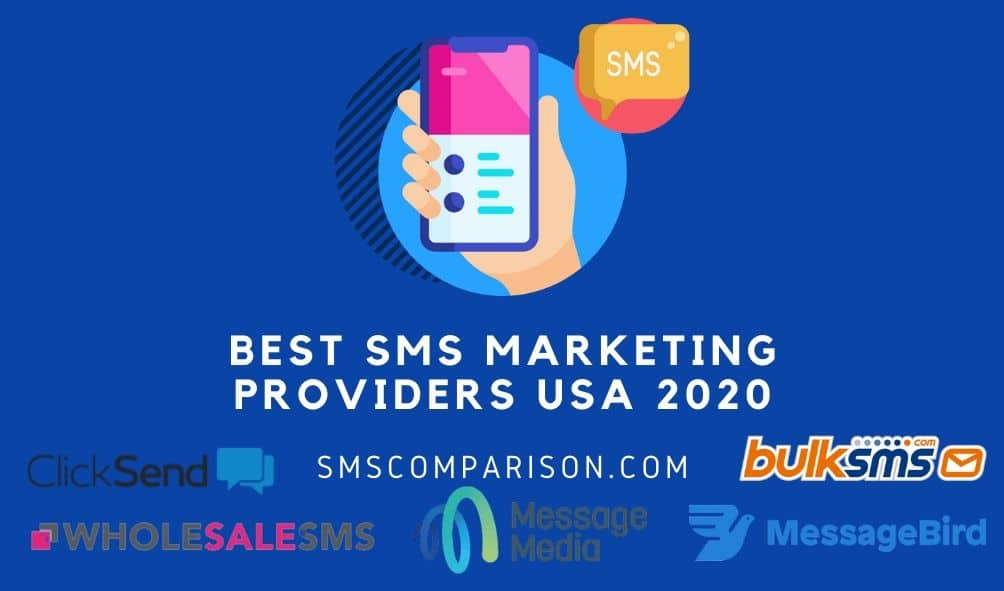 America's Best SMS Marketing Providers