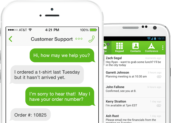 customer-support-sms-communication