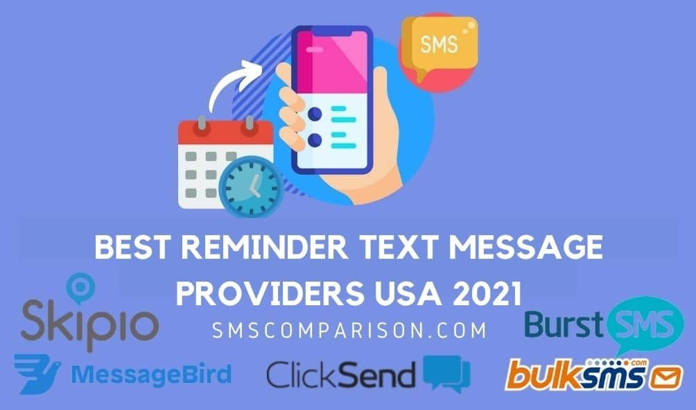 reminder-text-message-providers-2021